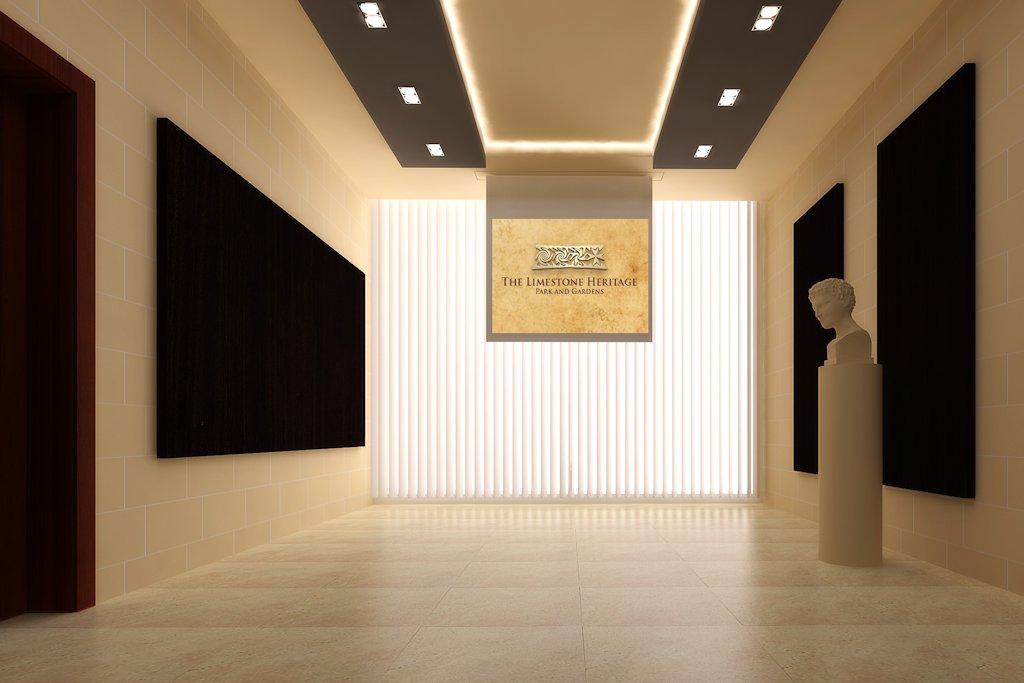 A contemporary visual and exhibition centre