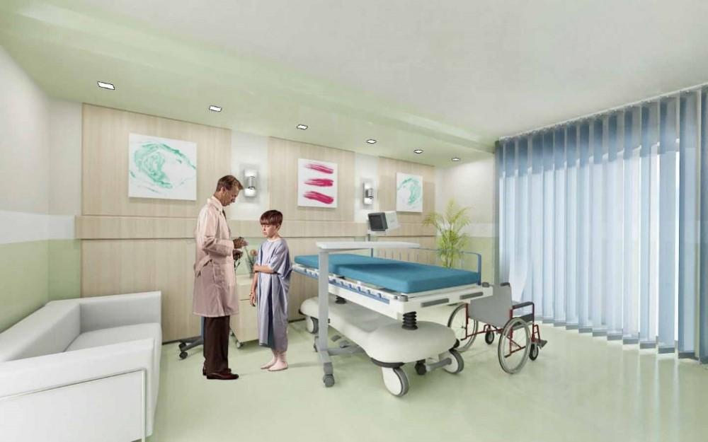 Commercial Medical Interior Design Malta Gemini