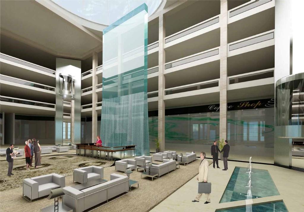 Commercial medical interior design malta gemini for House main hall interior design