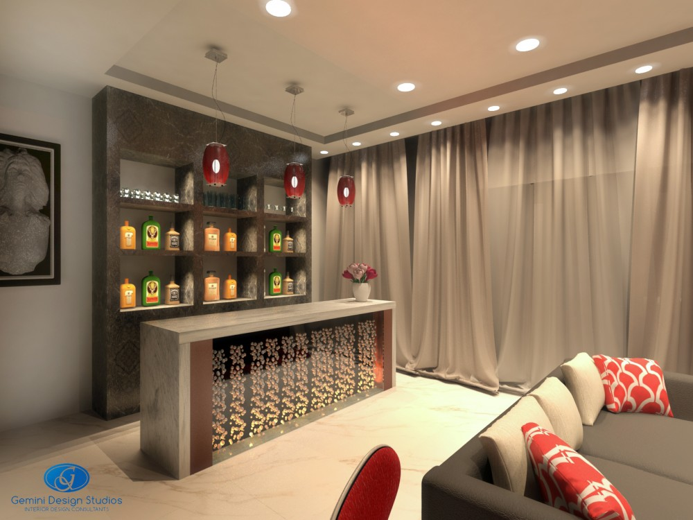 Modern Residential Bar Images Galleries With A Bite