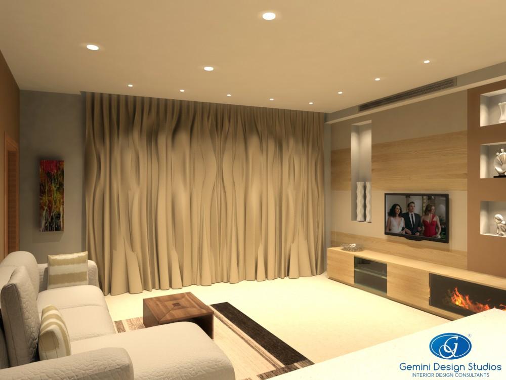 Interior design malta modern living room for Modern home decor malta