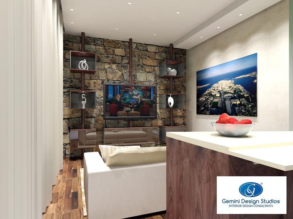 Interior design malta rustic modern living area for Modern home decor malta