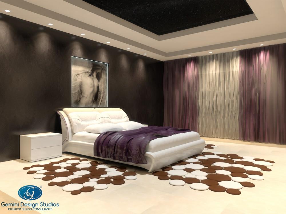 Ultra modern bedroom interior design for Ultra modern bedroom designs