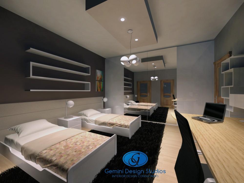 Spare bedroom ideas bedroom bedroom design with black iron for Spare room interior design ideas