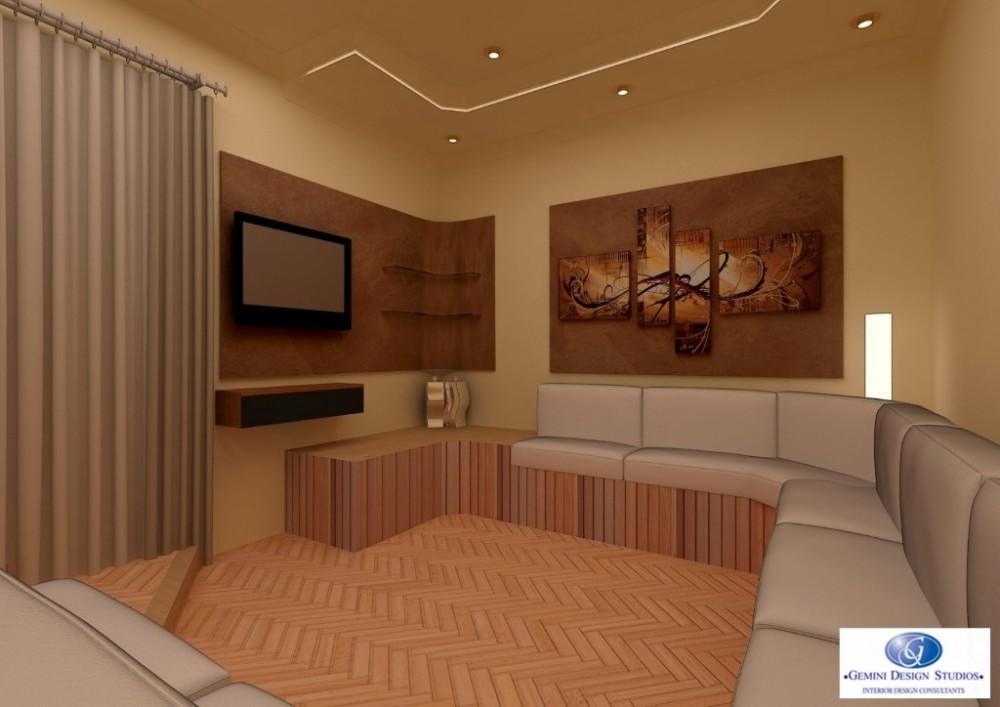 Modern sitting area interior design for Modern home decor malta
