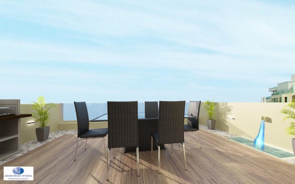 Outdoor modern interior design for Modern home decor malta